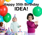Happy 35th Birthday IDEA!