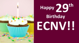 Happy 29th Birthday, ECNV!