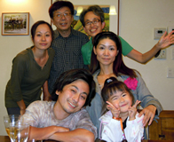 Konoka's Family in Japan