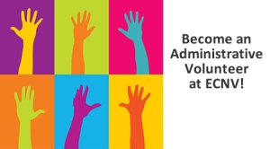 Become an Administrative Volunteer at ECNV!