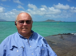 Ed McEntee in Hawaii