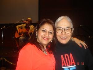 Yoshiko Dart and Ruchika Lalwani